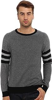 UNIONBAY Men's Long-Sleeve Kody Crew Sweater