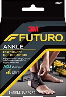 Futuro™ Precision Fit Ankle Support Adjustable, 1ct