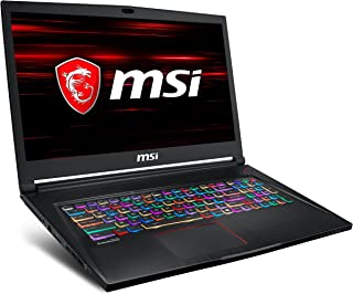 MSI GS73 Stealth 8RE-007XES - Ordenador portátil gaming 17.3