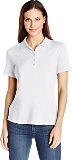 Riders by Lee Indigo Women's Short Sleeve Polo Shirt