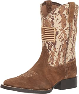 ARIAT Kids' Patriot Western Boot