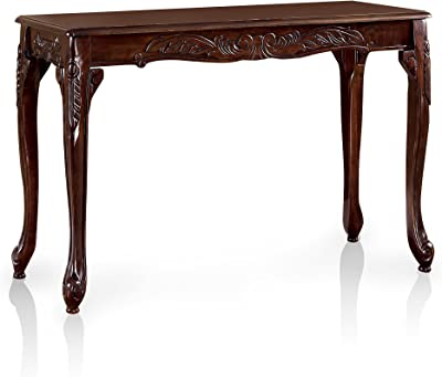 HOMES: Inside + Out ioHOMES Charleston Sofa Table, Cherry