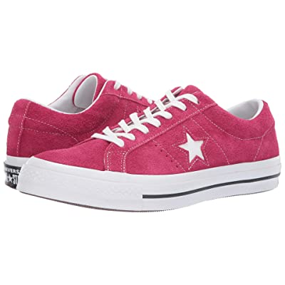 Converse One Star Ox (Pink Pop/White/White) Men