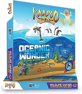 KAADOO Oceanic Wonder-Ocean Safari Board Game