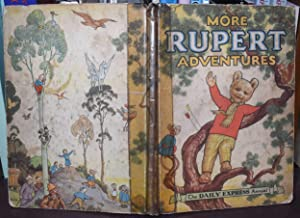 more rupert adventures