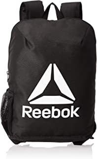 Reebok Sport and Outdoor Backpacks for Unisex, Black, DU2918