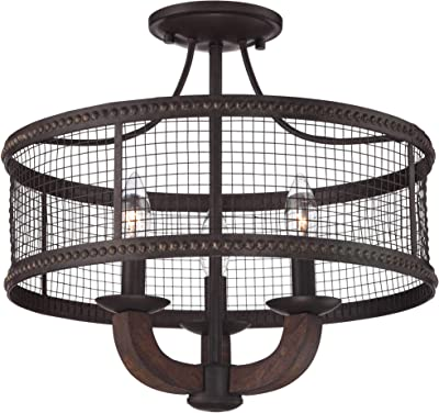 Hinkley 5317pz Tropical British Colonial One Light Pendant From Plantation Collection In Bronze