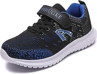 Chaussures de Sport Enfant Garçon Baskets Mode Fille Chaussures de Running Garçon Chaussures de Sport en Salle Enfants Cha...
