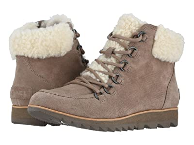 SOREL Harlow Lace Cozy (Ash Brown) Women