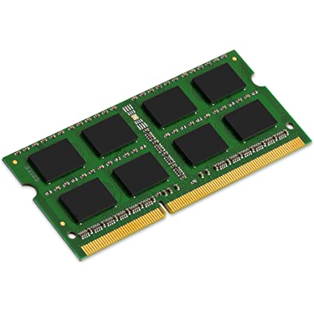 Kingston KCP316SS8/4 Notebook Arbeitsspeicher 4GB (1600MHz, SODIMM, DDR3, 1,5V, CL11, 204-pin)