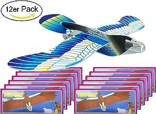 962feef6d82b21 Gleit-Vogel im Mehrfachpack | Styropor-Vögel für Kinder-Geburtstag und  Geburtstags-