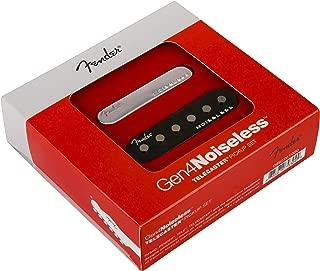 Fender Generation 4 Noiseless Telecaster Single-Coil Pickups - Set of 2