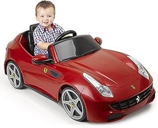 Feber Ferrari Ff 6V Car Ride-On, Red, 800007822