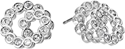 Kate Spade New York - Glitz and Glam Spiral Stud Earrings