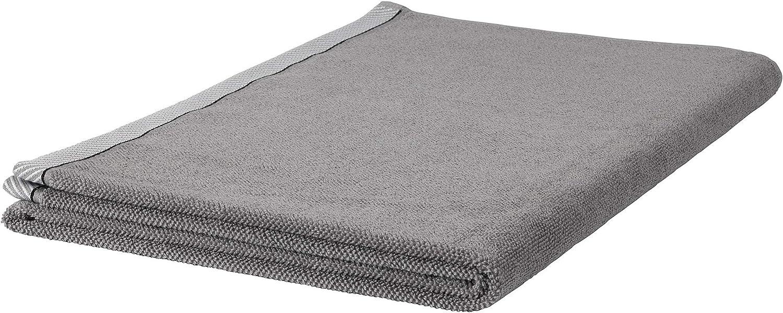 IKEA.. 004.052.13 Japan's largest assortment Vikfjärd Dealing full price reduction Sheet Gray Bath