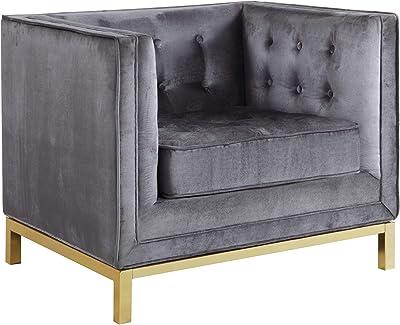 Incredible Amazon Com Meridian Furniture Taylor Collection Modern Beatyapartments Chair Design Images Beatyapartmentscom