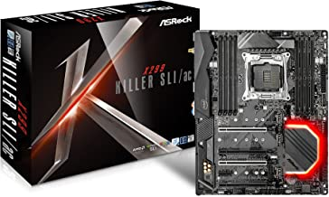 ASRock Intel X299チップセット搭載 ATX マザーボード X299 Killer SLI/ac