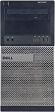 Dell Optiplex 790 Tower Premium Business Desktop Computer (Intel Quad-Core i5-2400 up to 3.4GHz, 8GB DDR3 Memory, 3TB HDD + 120GB SSD, DVD, WiFi, Windows 7 Professional) (Renewedd)