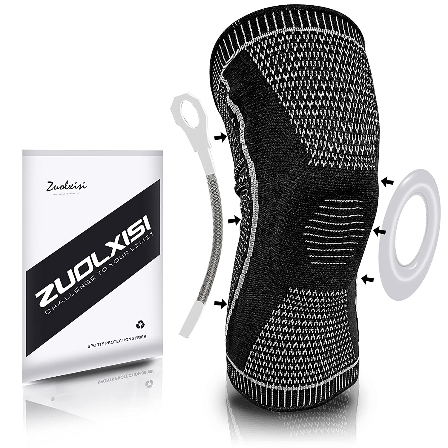 ZUOLXIS Kneepad knee braces Super Easy-to-use popular specialty store for pain men s is and women