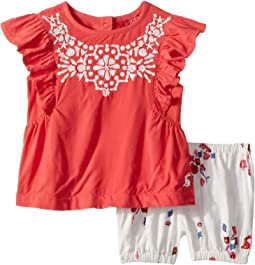 Woven Top and Bloomer Set (Infant)