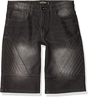 Southpole boys Denim Biker Shorts Denim Shorts