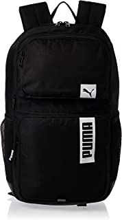 PUMA Mens Deck Ii Backpack, Black - 07729301