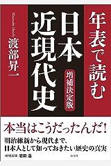 増補決定版 年表で読む 日本近現代史 Kindle版