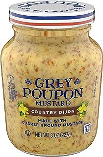 low sodium dijon mustard