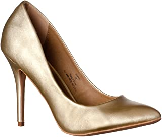 Best sexy gold shoes Reviews