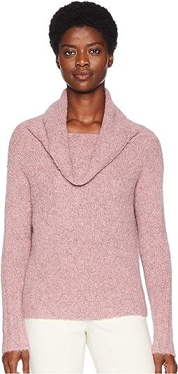 Off Shoulder Pullover