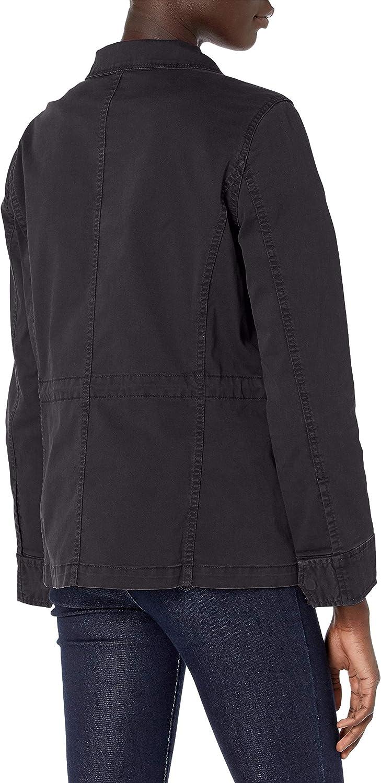Amazon Brand - Daily Ritual Women's Military Cargo Jacket