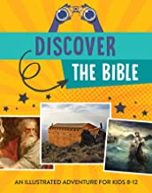 Discover the Bible: An Illustrated Adventure for Kids