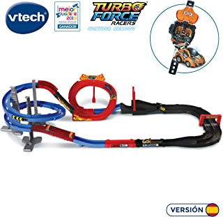 VTech Turbo Force Racers Circuito de Carreras, Pista de Acro
