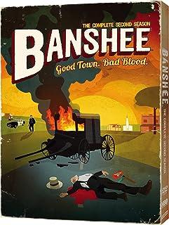 Banshee: Comp Second Season (4 Dvd) [Edizione: Stati Uniti] [Italia]