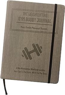 Best gym training log book Reviews