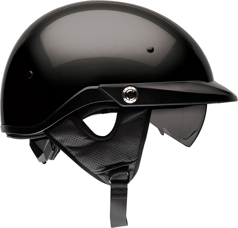 Bell Pit Dallas Mall Boss Half Helmet 3X-Large San Antonio Mall Black - Gloss