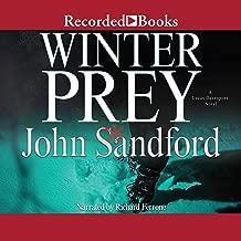 winter prey audiobook