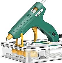 Hot Glue Gun with Glue Sticks, ARTOFUL 40W Mini Hot Melt Glue Gun Kit with 20 Pcs Hot Glue Sticks and 3 Pcs Finger Protect...