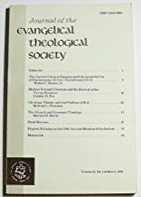Journal of the Evangelical Theological Society (Volume 21 No. 1, March 1978)