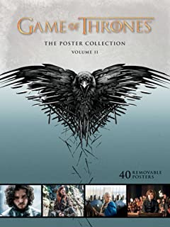 Game of Thrones: The Poster Collection, Volume II (1) (Insights Poster Collections)