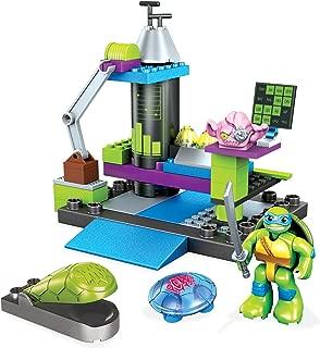Mega Construx Teenage Mutant Ninja Turtles Half-Shell Heroes Factory Battle