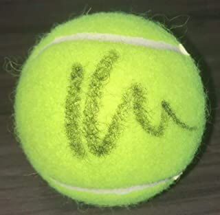 67fd2bb38e7 Kei Nishikori Signed Autograph Tennis Legend Champion New Ball With Coa - Autographed  Tennis Balls