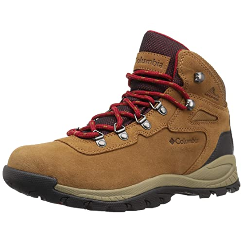 7cfffe277c Columbia Women's Newton Ridge Plus Waterproof Amped Boot, Ankle Support,  High-Traction Grip