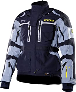 Klim Adventure Rally V2 Men's Motocross Motorcycle Jackets - Gray/X-Large