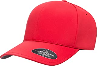 Flex fit Mens Seamless Fitted Flexfit Delta Cap Hat