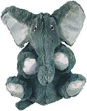 KONG - Comfort Kiddos Elephant - Fun Plush Dog Toy with Removable Squeaker - for Small Dogs