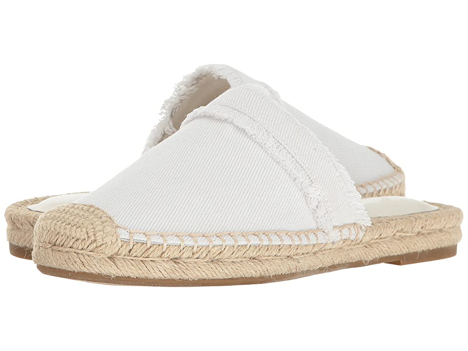 Joie Cain (White Denim Frayed Edge) Women