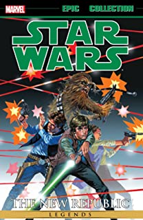 Star Wars Legends Epic Collection: The New Republic Vol. 1