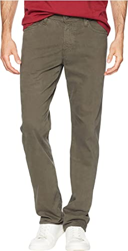 Graduate Tailored Leg Sud Pants in Grey Sand