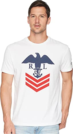 Polo Ralph Lauren Printed Jersey Short Sleeve T-Shirt